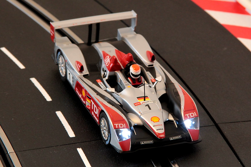 Carrera Digital132 Audi R10 Winner Le Mans 2007